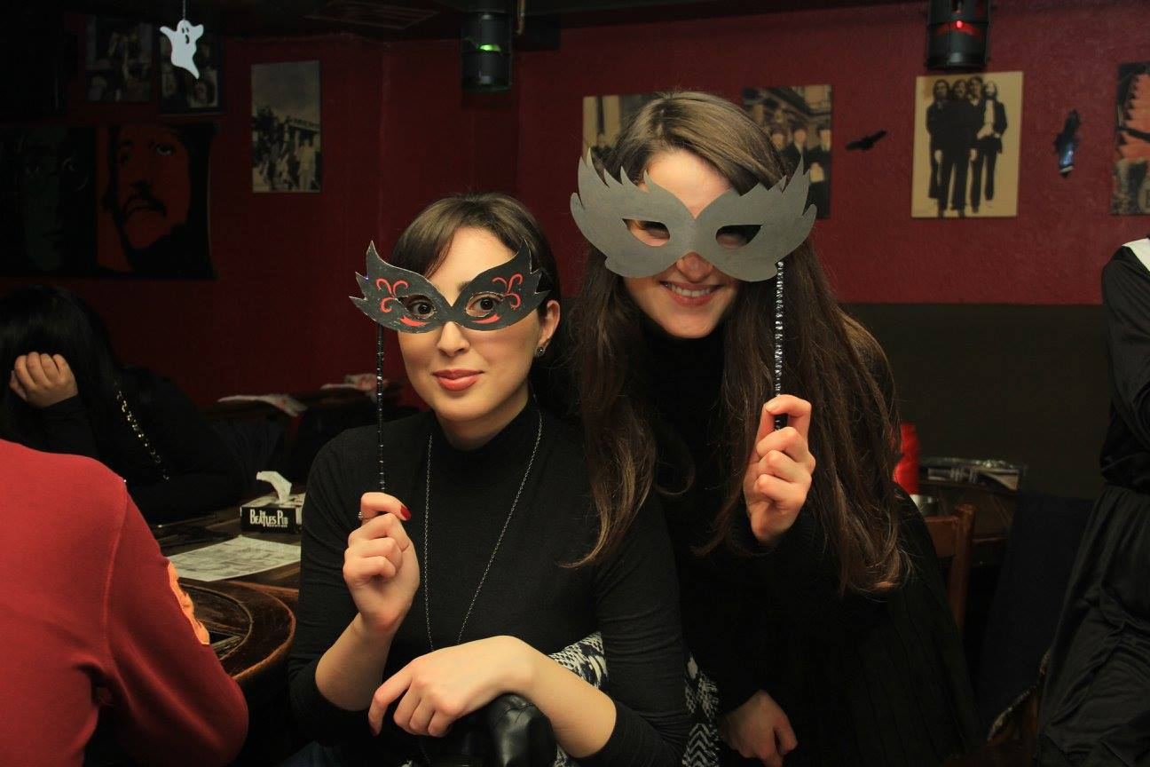 Halloween Party with APY, AIESEC in Armenia and AEGEE-Yerevan – APY